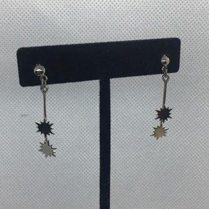 4 for $12: Silver Tone Earrings